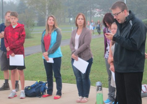 School Community Joins in Day of Global Prayer