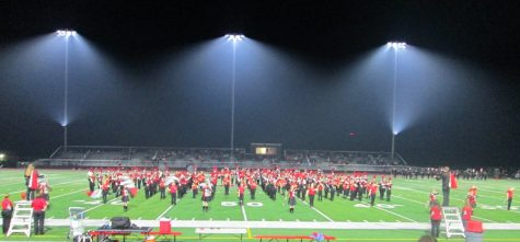 Bison Band Delivers an Amazing Band-O-Rama Performance