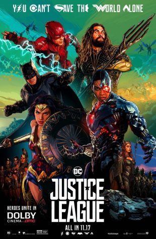 Justice League, DC's Avengers, But Not as Good of a Film
