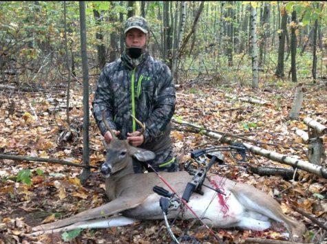 Students, Teachers among Successful Deer Hunters