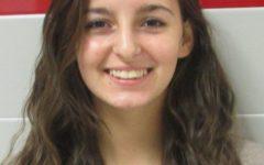 """Rachell Mandell, Grade 12: """"Spending time with family."""""""