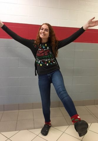 Student Council Hosts Jolly Christmas Spirit Week