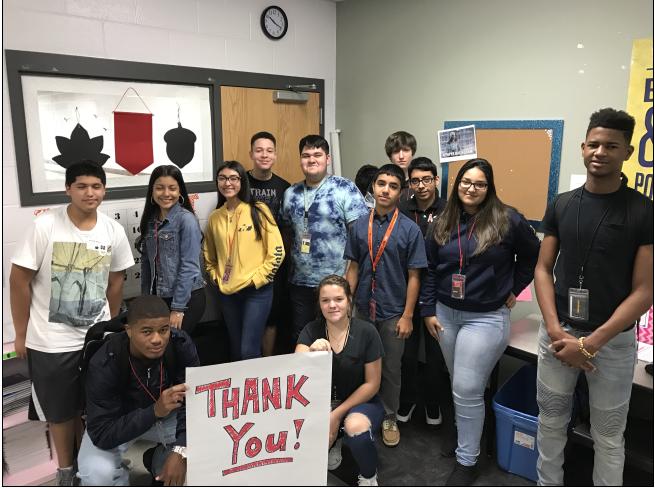 Hurricane Harvey Donations Make a Big Impact on Texas Students