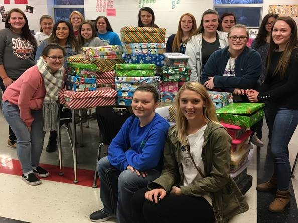 Operation Christmas Child Sends 53 Boxes to Children in Need