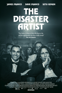 The Disaster Artist, the True Story About the Best Worst Movie of All Time