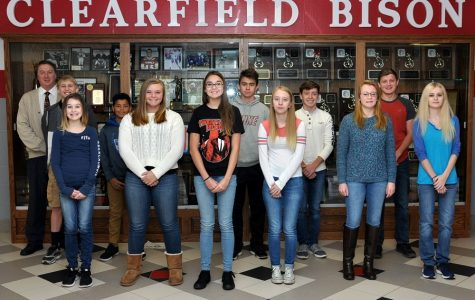 November Students of the Month Announced