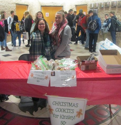 Students and Staff Work Together to Make a Difference