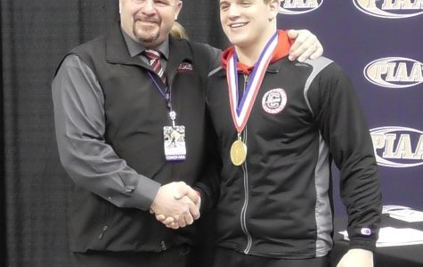 Luke McGonigal Crowned State Champ in Wrestling