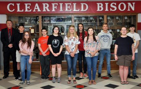May Students of the Month Selected