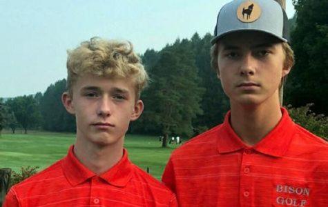 Bison Boys Golf back in action
