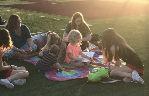 Tales on the Turf is annual back-to-school event