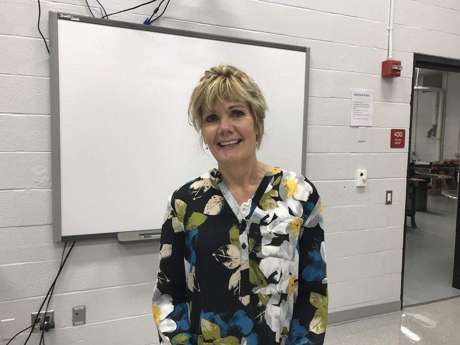 Clearfield+Area+Junior-Senior+High+School+Agriculture+teacher%2C+Mrs.+Carr
