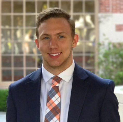 Former Clearfield Area High School student Nick Hudson has internship with USC chief of staff