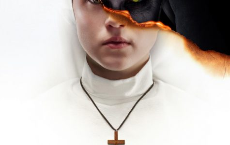 The Nun won't make you jump