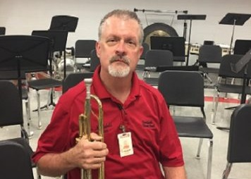 Mr. Mandell shares band experiences