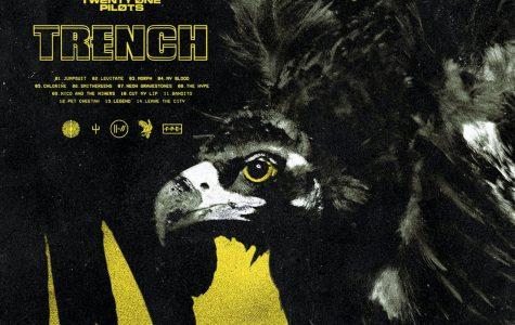 Trench album cover  www.popbuzz.com