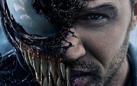 The anti-hero Venom comes to earth