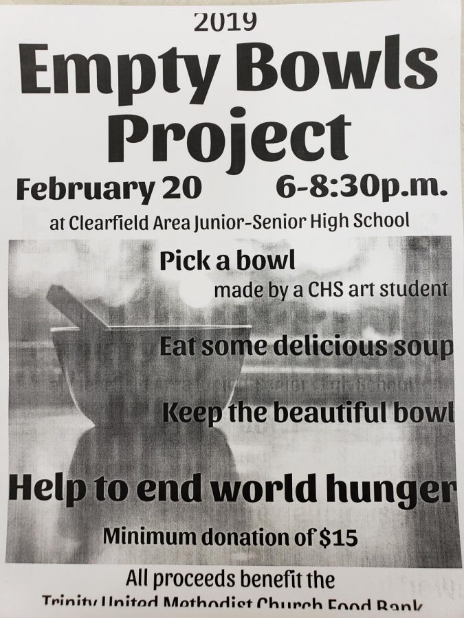 Empty+Bowls+Project+poster