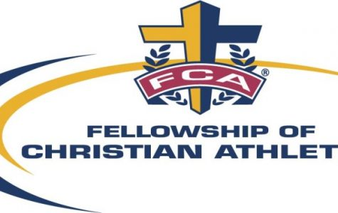 The Fellowship of Christian Athletes partake in 3 on 3 basketball tounrament