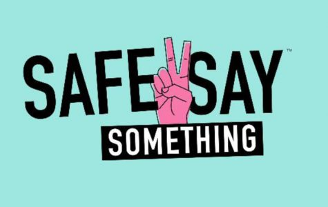 Safe2Say arrives at our school.