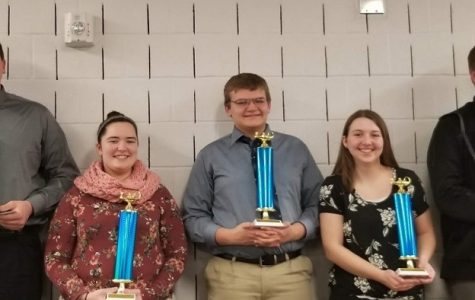 Clearfield teams come in second at Scholastic Challenges