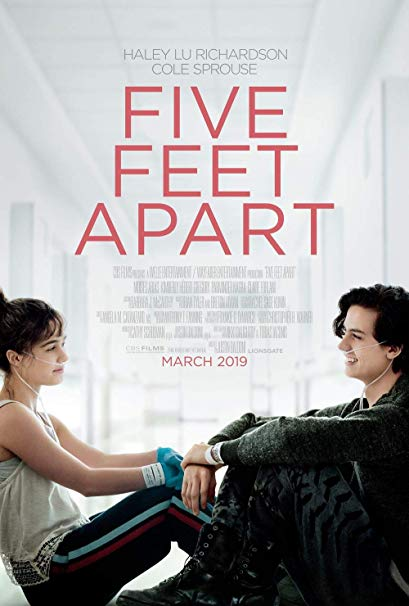 Five+Feet+Apart+is+a+huge+hit+in+theaters
