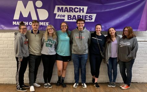 Key Club attends March for Babies