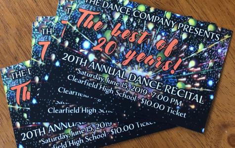 The Dance Company to celebrate 20th dance recital