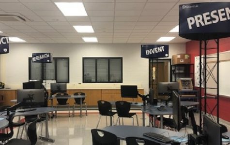The overview of the STEM Lab.