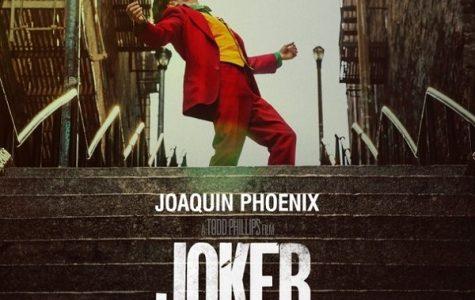 Joker isn't clowning around