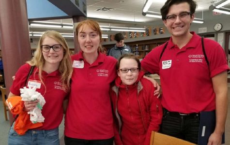 Bocce team attends major summit