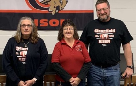 Students and staff show school spirit for Bison Spirit Day