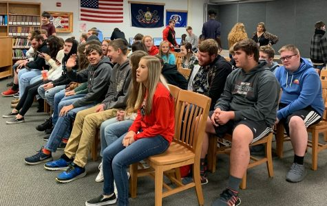 Mock election prepares students for the real thing