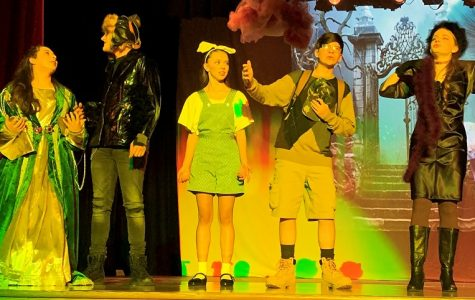 CHS Drama Club presents Alice in Wonderland