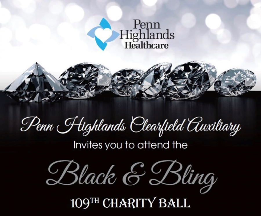 Students help at Penn-Highland's Clearfield Charity Ball