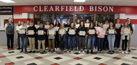 January Students of the Month announced