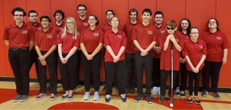 2019-2020 CAJSHS Bocce Team