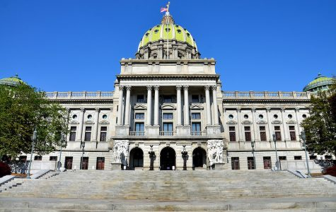 PA State Capitol Building. (Source: PhotoShelter)