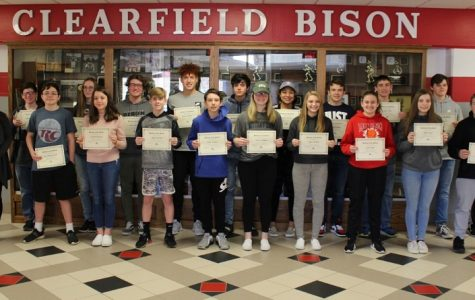 February 2020 Students of the Month honored