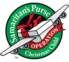 Operation Christmas Child wraps up