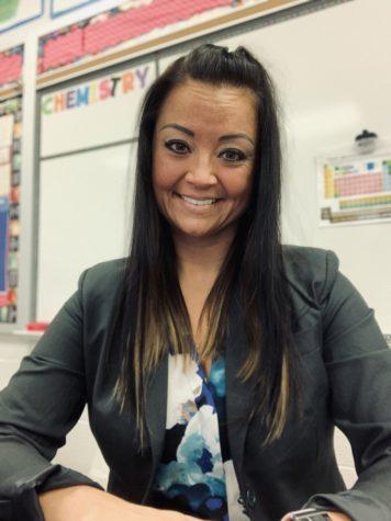 Mrs. Fye teaches tenth grade Chemistry at the high school.