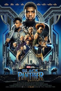 Black Panther: Just Another Marvel Movie