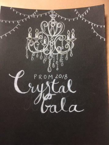 Prom 2018 Will Be an Elegant Crystal Gala