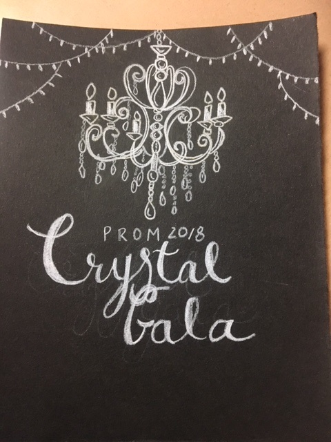 prom 2018 will be an elegant crystal gala the stampede
