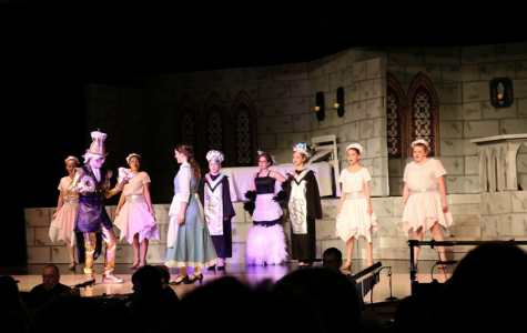 CHS Drama Club is a great experience for all students