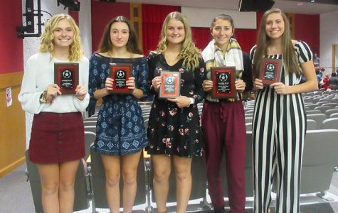 Soccer banquet 2018 was incredible