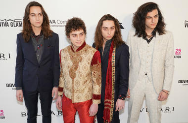 Greta Van Fleet (Source; wxrt.radio.com)