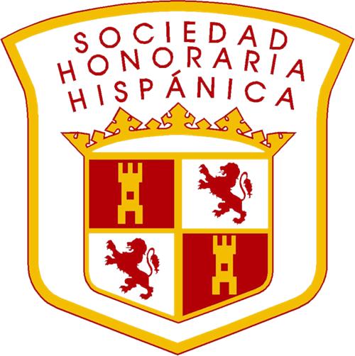 Spanish Honor Society crest/emblem