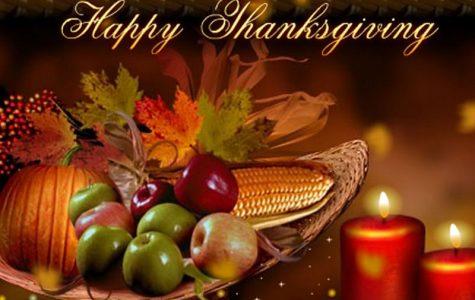 Traditions make us thankful