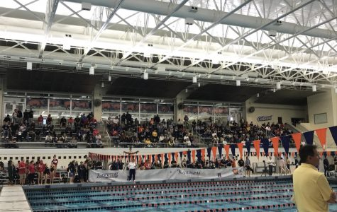 Clearfield swimmers go to Bucknell University